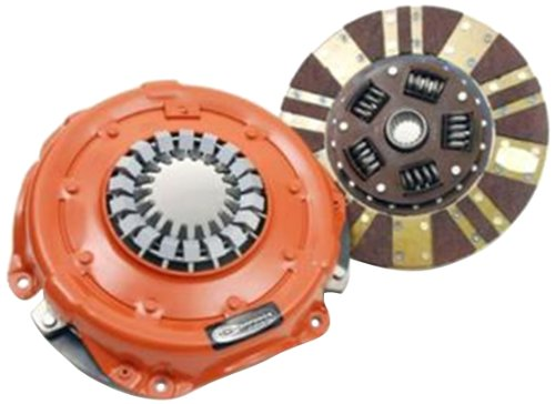 (Centerforce DF810739 Dual Friction Clutch Pressure Plate and Disc Set)