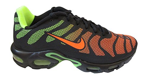 sneakers for cheap 0615b 8548d nike air max plus fuse TN tuned hyperfuse mens trainers 483553 sneakers  shoes (uk 9.5 us 10.5 eu 44.5, black hyper crimson volt 087) - Buy Online  in UAE.