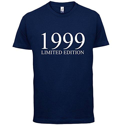 1999 Limierte Auflage / Limited Edition - 18. Geburtstag - Herren T-Shirt - Navy - XXL
