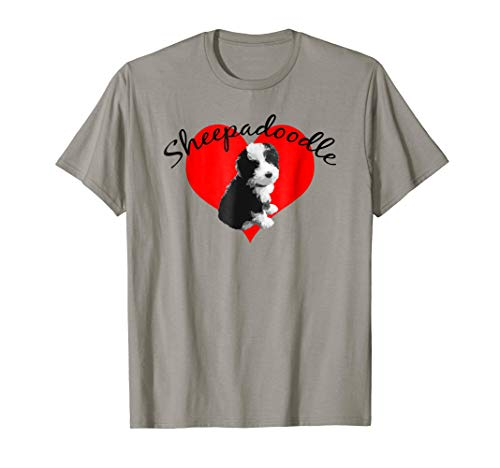 cad2f92d3 Sheepadoodle dog shirts & gifts the best Amazon price in SaveMoney.es