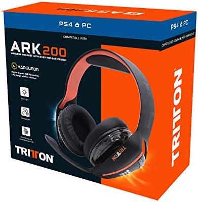 Tritton - Auricular Esterero Para videojuegos y Telefonos Móbiles (PS4&PC): Amazon.es: Informática