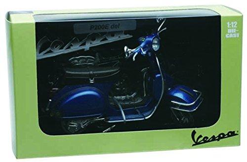 NewRay 42213-Motorbike Model, 1:12(42213)- Vespa 1978P200E (16cm) Model Scooter