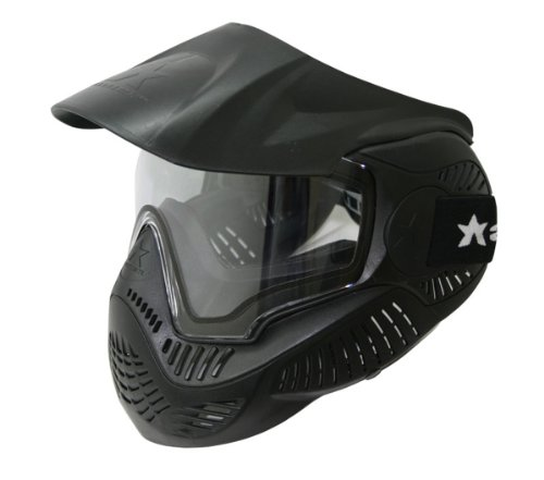 Sly Annex MI-5 Paintball Mask Goggles - Black