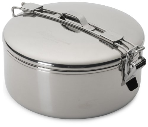 Titanium Backpacking Cookware - 8