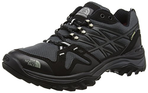 The North Face Hedgehog Fastpack Gore-Tex, Scarpe da Arrampicata Uomo Nero (Tnf Black/High Rise Grey C4v)