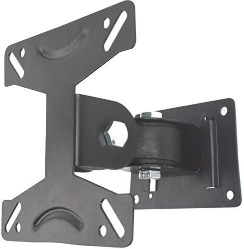 Eoan LCD LED TVs Wall Stand 14 to 24  180 Degree Rotation Bracket Tilt TV Mount 10 cm x 10 cm x 14 cm Shelf Bracket