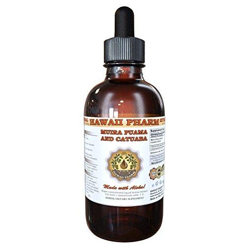 - Muira Puama and Catuaba Liquid Extract Supplement Tincture 2 oz