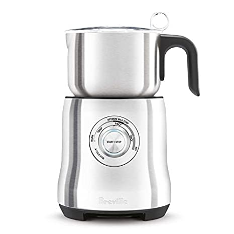 Amazon.com: Breville The Milk Cafe BMF600XL - Espumador de ...
