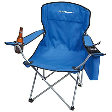 Superieur Bud Light Folding Chair With Cooler