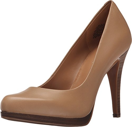 (Nine West Women's Rocha Taupe Leather 7.5 M US)
