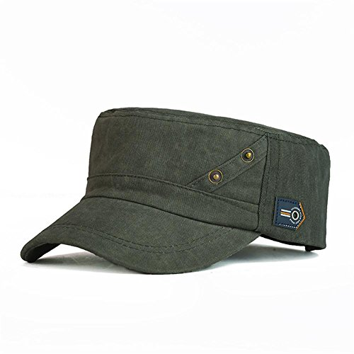 AxiEr Plain 100% Cotton Hat Men Women Adjustable Baseball Cap