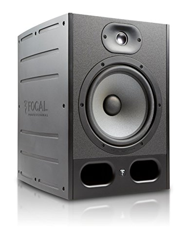 Focal Alpha 80 8'' Powered Studio Monitor by Focal