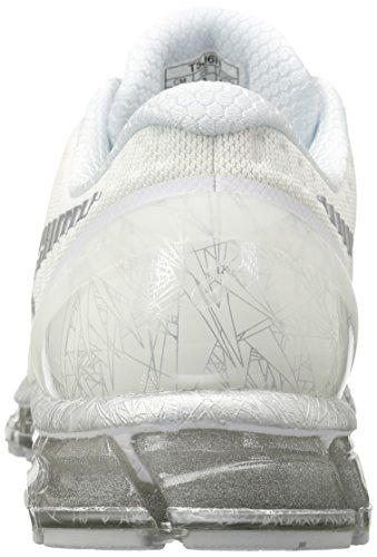 Pictures of ASICS Women's Gel-Quantum 360 Running White/Lightning/Snow 8