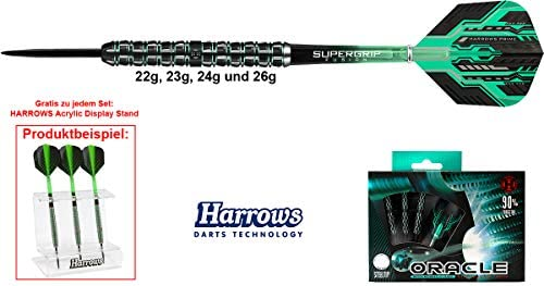 Harrows Dart NEU Steel Dart Predator 90/% Tungsten 21g 22g 23g 24g 25g 26g