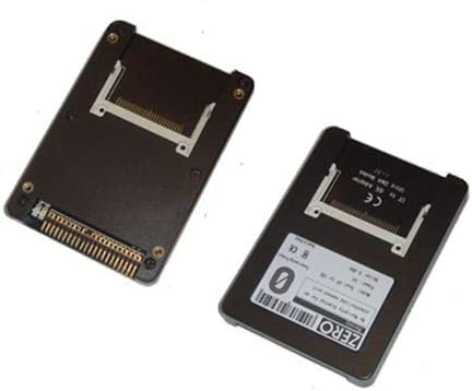 CF to 2.5 Inch SATA Adapter Card with Case
