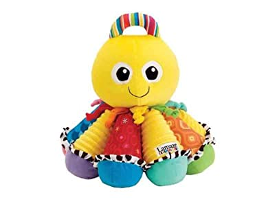 Lamaze Octotunes Musical Toy by TOMY