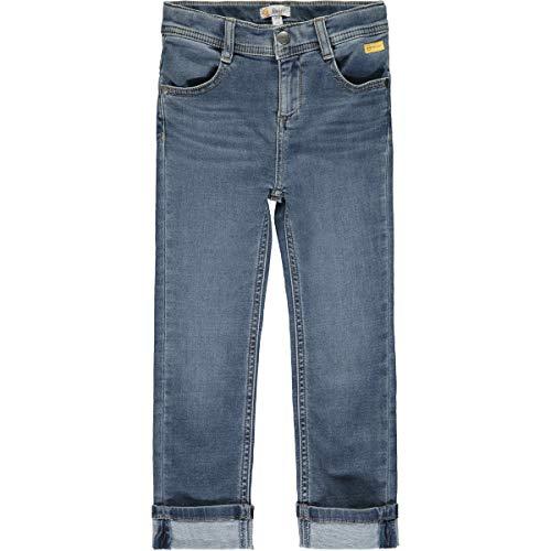 Steiff mit süßer Steiff-Teddybärapplikation jongens jeansbroek