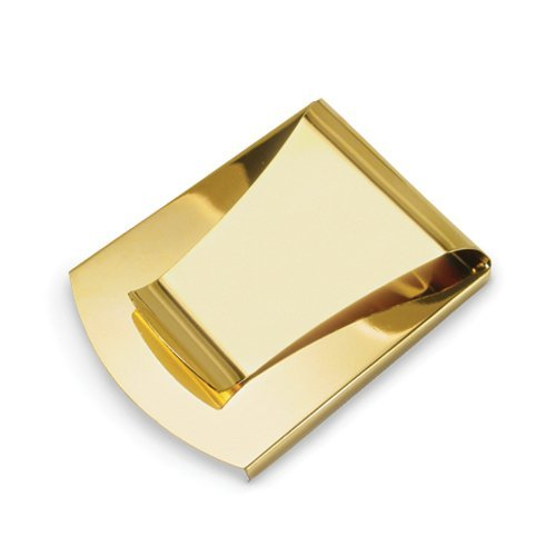 Money Gold Clip Gold Toned Toned Smart w0g8qII