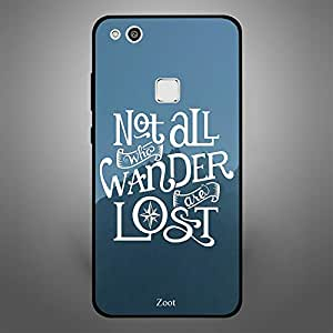 Huawei P10 Lite Not All Those who Wander are lost