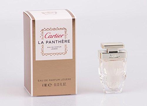 Cartier - La Panthere Legere - 0.13 Fl.oz. / 4ml EDP Eau de Parfum Miniature / Vial
