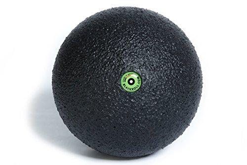 Blackroll Selbstmassage Ball, groß 8 cm, schwarz
