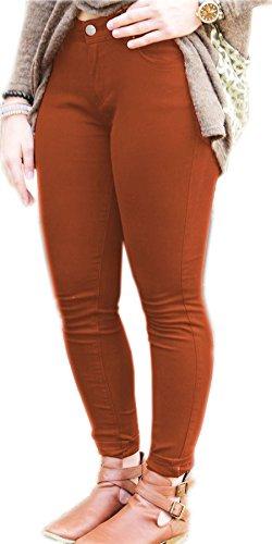 Vanilla Rust Inc Jeans Inc Donna Vanilla Rust Donna Jeans CqwI8
