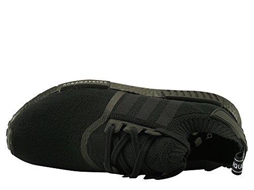 Zapatillas De Deporte Adidas Originals Nmd_r1 Pk Para Hombre Zapatillas De Deporte Prime Knit (uk 6.5 Us 7 Eu 40, Core Black Bz0220)