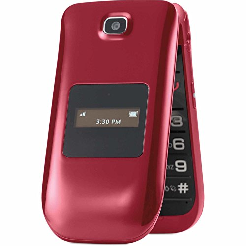 Consumer Cellular 101 – Alcatel Red