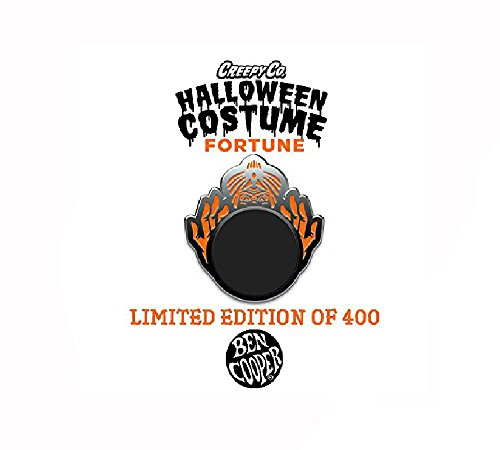 Ben Cooper Halloween Costume Fortune Teller Enamel Pin by Creepy Co. ()