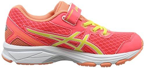 Asics Gt-1000 5 Ps, Zapatillas de Deporte Unisex Niños Rosa (Diva Pink/sun/melon)