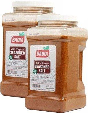 Badia Seasoned Salt 7 lbs Pack of 2