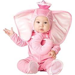 InCharacter Costumes Baby's Pink Elephant Costume, Pink, Medium