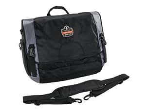 Ergodyne Arsenal GB5135 Laptop Messenger Bag, One, Black
