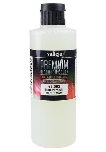 (Vallejo : Premium Airbrush Paint : 200ml : Matt Varnish)