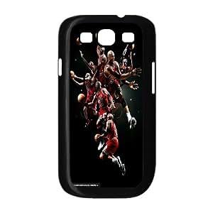 Best Phone case At MengHaiXin Store Michael Jordan Pattern 75 For Samsung Galaxy S3