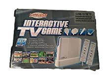 Excite 48 in 1 Interactive TV Game System (Works Like A wii)