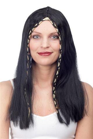 Peluca de la peluca de la princesa para mujer señora de castillo de pelo largo, New: Amazon.es: Juguetes y juegos