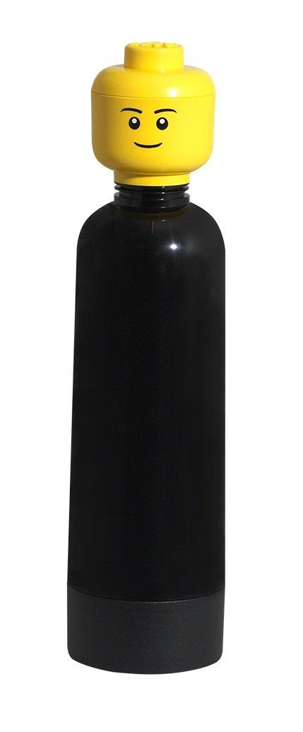 LEGO Lizenzkollektion 40401733 schwarz Trinkflasche 0.4 Liter