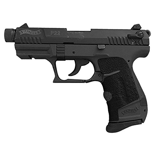 Traction Grip Overlays in Black for Walther P22 Pistols