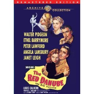 The Red Danube (1949) Walter Pidgeon Ethel Barrymore by Toms Aboltins B01I07VERW