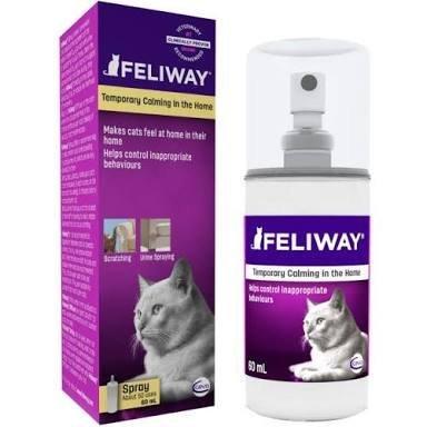 Feliway Spray Size 60 Ml.