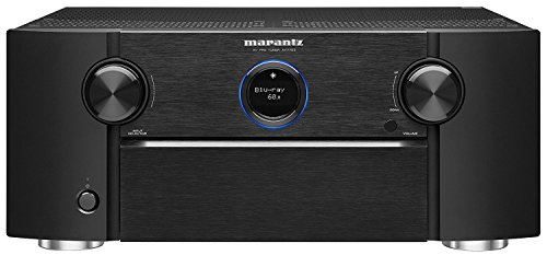 Marantz Preamps - Marantz AV7703 Home Theater Preamp/Processor with 11.2 Channel Processing and Dolby Atmos, Works with Alexa