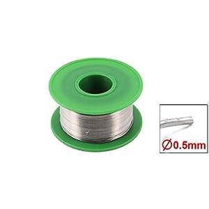 mjw 0.5mm 63/37 Tin Lead Welding Soldering Solder Wire Rosin Core Reel Roll