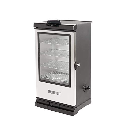 Masterbuilt MB20076718 Bluetooth Electric Smoker 240G Digital,