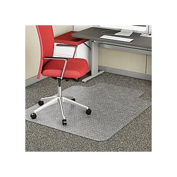 Amazon Com Realspace R Advantage Chair Mat Standard