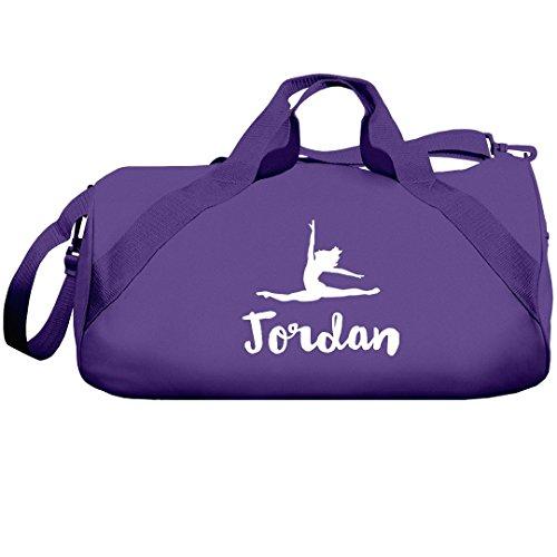 Jordan Girls Dance Duffel Bag: Liberty Barrel Duffel Bag by FUNNYSHIRTS.ORG