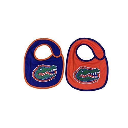 - Florida Gators NCAA Baby Bibs 2 Pack
