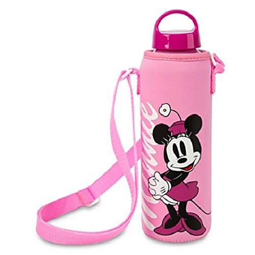 Minnie Mouse Water Bottle Neoprene