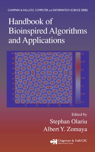 Download Handbook of Bioinspired Algorithms and Applications (Chapman & Hall/CRC Computer and Information Science Series) Pdf