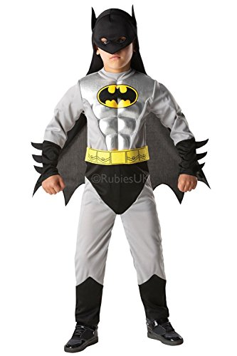 Children's Book Week Costume Ideas (5-6 Years Boys Batman Costume With Armour)